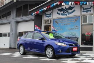 Used 2013 Ford Focus Titanium for sale in Sudbury, ON