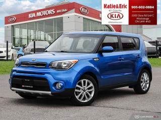 Used 2019 Kia Soul EX for sale in Mississauga, ON