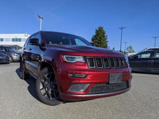 Used 2019 Jeep Grand Cherokee Limited Loaded / Plush Interior / Superior Off Road for sale in Surrey, BC
