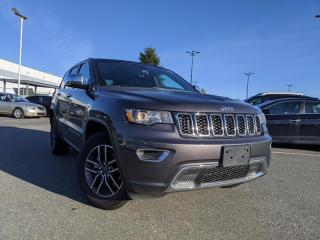 Used 2019 Jeep Grand Cherokee Limited Loaded w/Options / Nimble Handling/ Bold Styling for sale in Surrey, BC