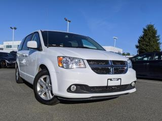 Used 2019 Dodge Grand Caravan Crew Power Doors & Lift Gate / Advanced Cargo Optimization for sale in Surrey, BC