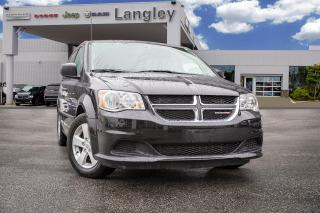 Used 2017 Dodge Grand Caravan CVP/SXT Bluetooth / Dual Zone / Versatile Seating for sale in Surrey, BC
