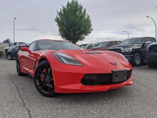 Used 2014 Chevrolet Corvette StingRay Z51 Impressive Handling and Braking / Upscale Interior / Roomy cargo area for sale in Surrey, BC