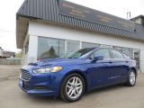 Photo of Blue 2015 Ford Fusion