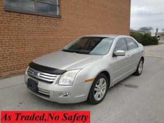 Used 2007 Ford Fusion SEL for sale in Oakville, ON