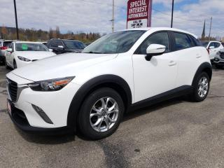 Used 2016 Mazda CX-3 GS SUNROOF !!  BLUE TOOTH !!  REAR CAMERA !! for sale in Cambridge, ON