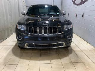 Used 2015 Jeep Grand Cherokee Limited for sale in Leduc, AB