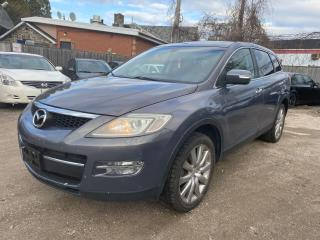 Used 2008 Mazda CX-9 Automatic/Leather/Roof/AS IS Special for sale in Scarborough, ON