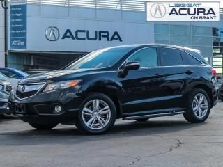 Used 2014 Acura RDX NEWTIRES | NEWSTRUTS | LEATHER | AWD | BACKUPCAM for sale in Burlington, ON