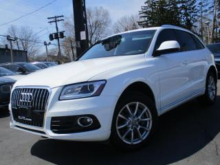Used 2014 Audi Q5 TDI PROGRESSIV|ONE OWNER|65,000KMS ONLY !!! for sale in Burlington, ON