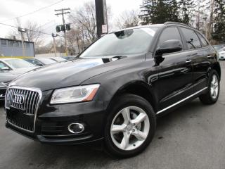 Used 2017 Audi Q5 2.0T KOMFORT|PANORAMA|69,000KMS|ONE OWNER !!! for sale in Burlington, ON