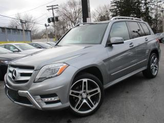 Used 2015 Mercedes-Benz GLK-Class GLK 250 BLUETEC|NAVIGATION|PANORAMA|70,000KMS for sale in Burlington, ON