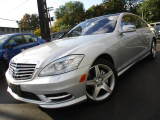 Used 2010 Mercedes-Benz S-Class S550 4MATIC|AMG PKG|ONE OWNER|NIGHT VISION|40KM for sale in Burlington, ON