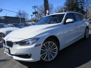 Used 2015 BMW 3 Series 328I XDRIVE|WAGON|NAVI|MOONROOF|44,000KM|LOW KM for sale in Burlington, ON