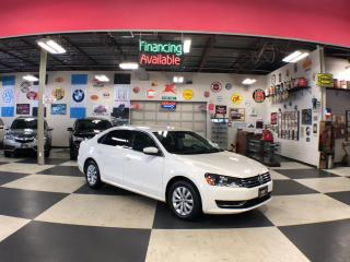 Used 2015 Volkswagen Passat 1.8 TSI TRENDLINE AUT0 A/C CRUISE H/SEATS 82K for sale in North York, ON