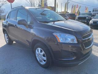 Used 2015 Chevrolet Trax AWD 4dr LT w/1LT for sale in Ottawa, ON