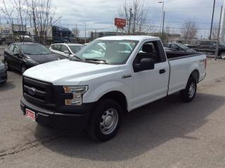 Used 2017 Ford F-150 4WD REG CAB XL for sale in Ottawa, ON