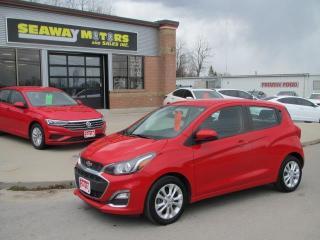 Used 2019 Chevrolet Spark 1LT CVT for sale in Brockville, ON