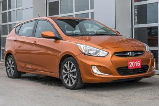 Used 2016 Hyundai Accent SE for sale in Innisfil, ON