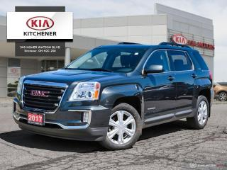 Used 2017 GMC Terrain AWD SLE-2 for sale in Kitchener, ON