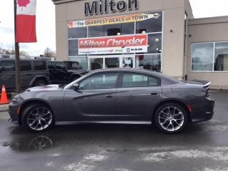 Used 2019 Dodge Charger GT|LEATHER|NAVIGATION|SUNROOF for sale in Milton, ON