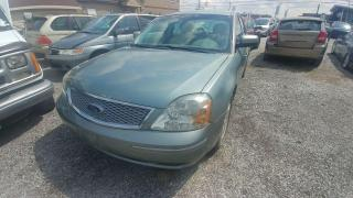Used 2007 Ford Five Hundred SEL for sale in Windsor, ON