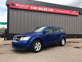 Used 2015 Dodge Journey CVP for sale in Edmonton, AB