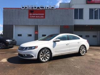 Used 2013 Volkswagen Passat CC Highline for sale in Edmonton, AB