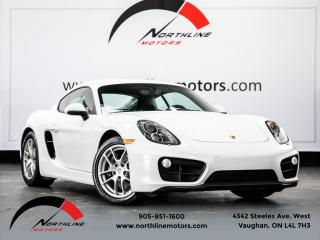 Used 2016 Porsche Cayman PDK|Navigation|Heated Electric Seats|Low KM for sale in Vaughan, ON