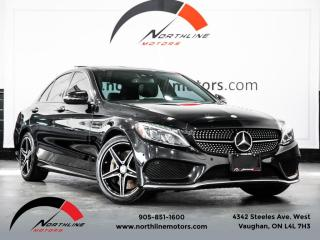 Used 2016 Mercedes-Benz C-Class C450 AMG 4MATIC|Navigation|Pano Roof|Blindspot|Burmeister for sale in Vaughan, ON