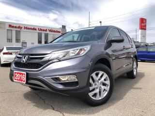 Used 2016 Honda CR-V SE - Big Screen - Rear Camera - Heated Seats for sale in Mississauga, ON