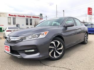 2016 Honda Accord Sedan EX-L - Leather - Sunroof - Rear Camera