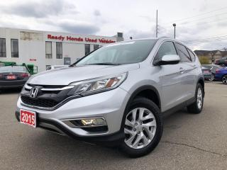 Used 2015 Honda CR-V EX - Sunroof -  Lane Watch - Rear Camera for sale in Mississauga, ON