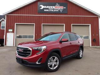 Used 2019 GMC Terrain SLE All-wheel drive. Back-up Camera. Bluetooth. Heated seats. Wifi. for sale in Dunnville, ON