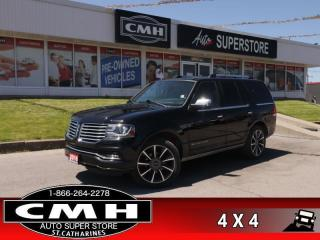 Used 2016 Lincoln Navigator Reserve  PWR-BOARDS NAV ROOF CS/HS for sale in St. Catharines, ON
