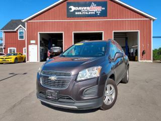 Used 2014 Chevrolet Trax LT Cruise All-wheel drive. Hands free. for sale in Dunnville, ON