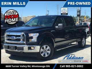 Used 2017 Ford F-150 XLT  REAR CAM|BEDLINER|AMAZING DEAL| for sale in Mississauga, ON