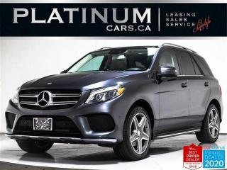 Used 2016 Mercedes-Benz GLE-Class GLE350d 4MATIC,DIESEL,AMG,NAV,360 CAMERA,PANO, for sale in Toronto, ON