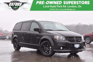 Used 2019 Dodge Grand Caravan GT - Clean Carfax, Well Equipped for sale in London, ON