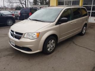 Used 2012 Dodge Grand Caravan ***STOW N GO/BLUETOOTH/VERY GOOD CONDITION*** for sale in Hamilton, ON