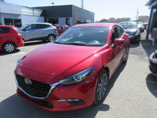 Used 2018 Mazda MAZDA3 Sport GT Auto for sale in Beauport, QC