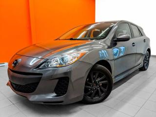 Used 2013 Mazda MAZDA3 GS-SKY BLUETOOTH *SIÈGES CHAUFFANTS* for sale in St-Jérôme, QC
