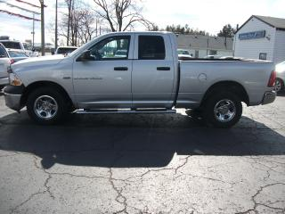 Used 2012 Dodge Ram 1500 QUAD CAB 4X4 for sale in Fonthill, ON