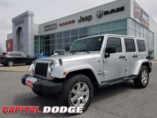 Used 2011 Jeep Wrangler Unlimited 70th Anniversary for sale in Kanata, ON