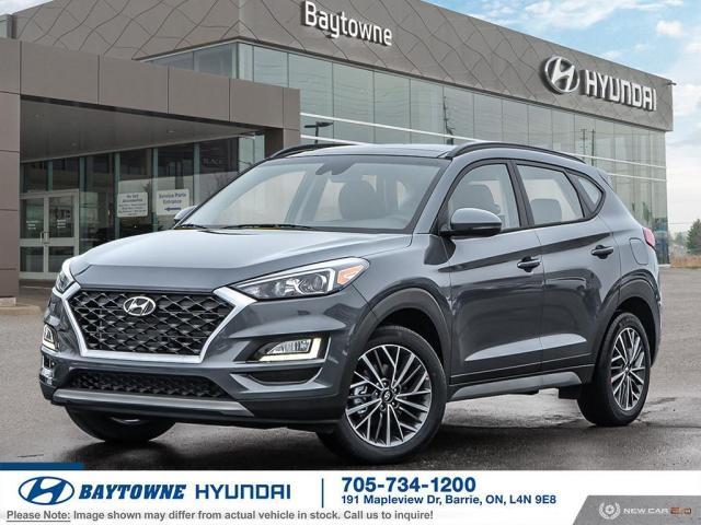 2020 Hyundai Tucson AWD 2.4L Preferred Trend