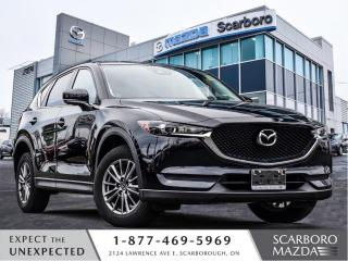 Used 2017 Mazda CX-5 1.5%@FINANCE|CPO|AWD|SUNROOF|1 OWNER|CLEAN CARFAX for sale in Scarborough, ON