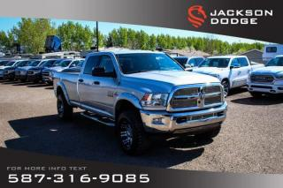 Used 2013 RAM 3500 SLT - Long Box, Accident Free for sale in Medicine Hat, AB