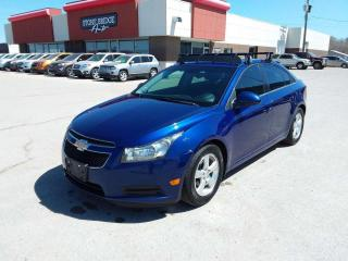 Used 2012 Chevrolet Cruze LT Turbo+ w/1SB 4dr FWD 4-door for sale in Steinbach, MB