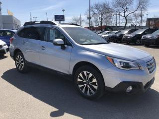 Used 2016 Subaru Outback CVT 2.5i * CUIR * GPS * MAGS * LIMITED for sale in Trois-Rivières, QC