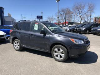 Used 2016 Subaru Forester TOURING EYESIGHT for sale in Trois-Rivières, QC